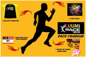 Pack coureur, Luumi Race
