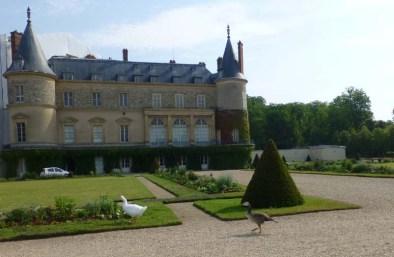 Jardin-francaise-chateau-rambouillet