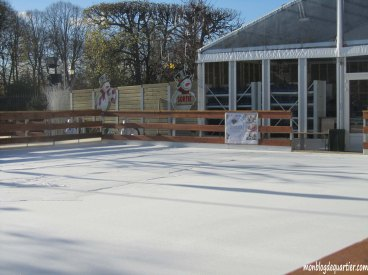 Patinoire-installation